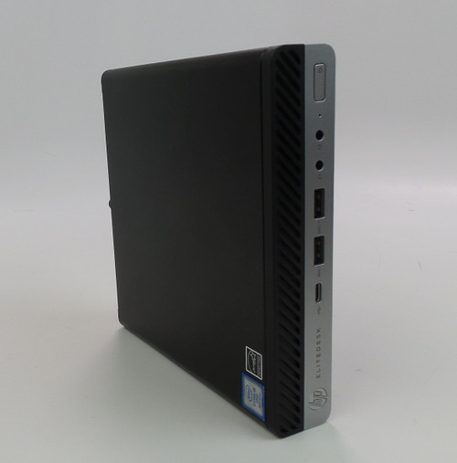 HP EliteDesk 800-G4 Core i5-8500 Tiny Desktop