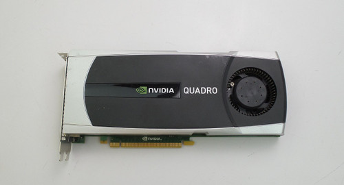 Nvidia Quadro 5000 Professional Graphics Card