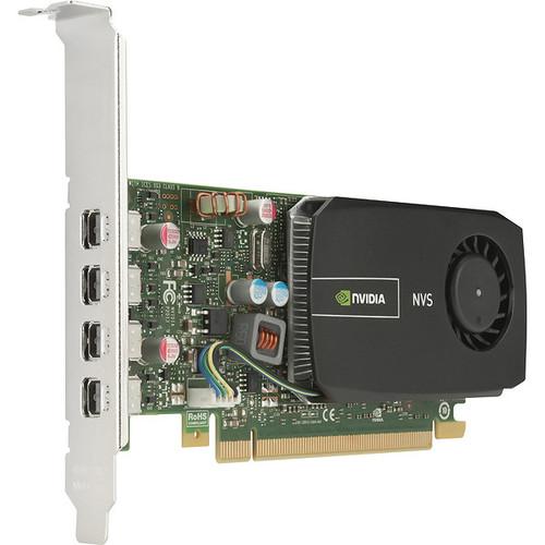 Copy of Nvidia Quadro NVS 510 2GB DDR3 VCNVS510ATX-T Half Height
