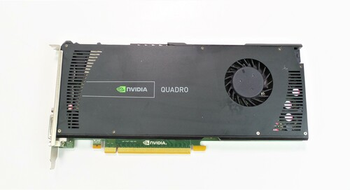 NVIDIA Quadro 4000 2 GB Graphics Card
