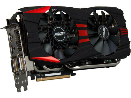 ASUS Radeon R9 290 4 GB Video Card