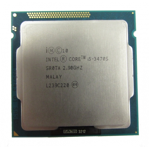 Intel Core i5-3470S 2.90Ghz Processor SR0TA