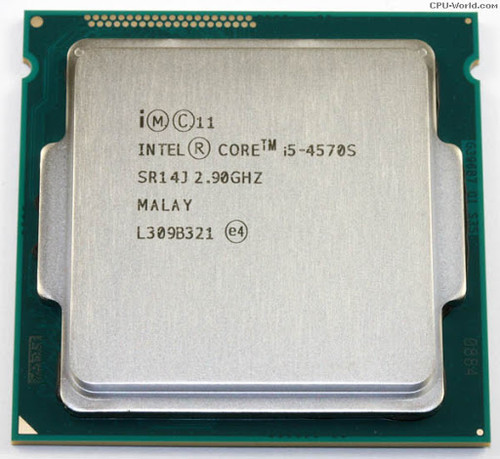 Intel Core i5-4570S 2.90Ghz Processor SR14J