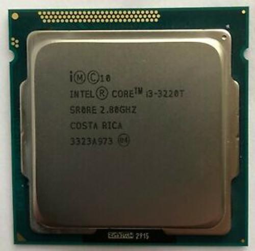Intel Core i3-3220T 2.8Ghz Processor SR0RE