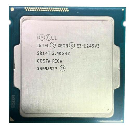 Intel Xeon E3-1245V3 3.40Ghz 4 CORE Processor SR14T