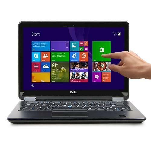 """Dell Latitude E7440 i7 14"""" Touch Windows 10 Ultrabook"""