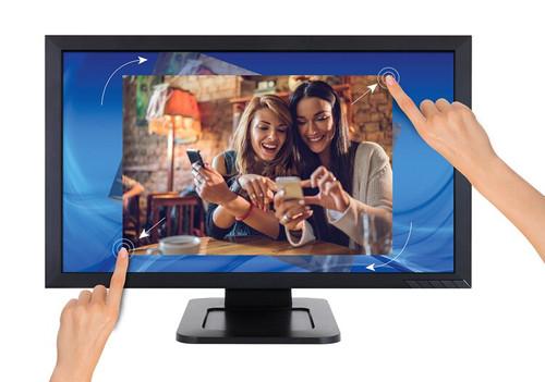 "Viewsonic TD2421 24"" Touchscreen HDMI 1080P LED Monitor Thumbnail"