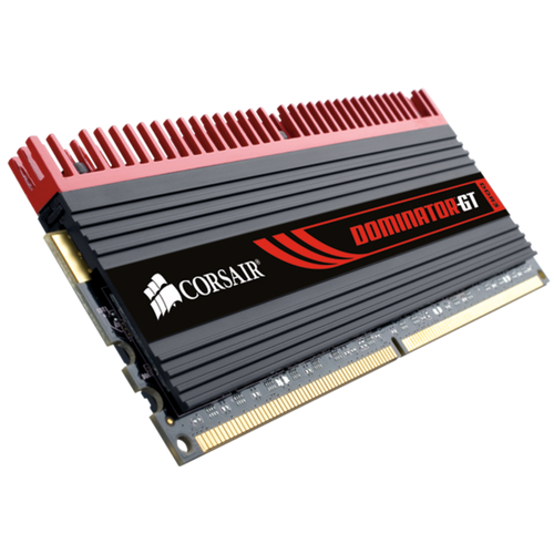 CORSAIR DOMINATOR GT 6GB (3 x 2GB) 240-Pin DDR3 Memory