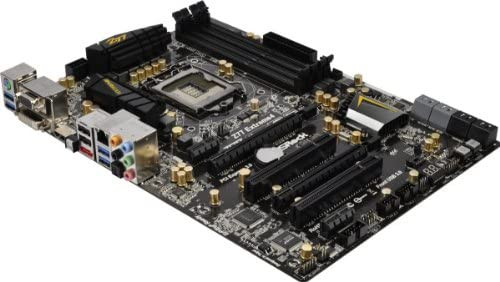 AS Rock LGA1155 DDR3 SATA3 USB3.0 Motherboard
