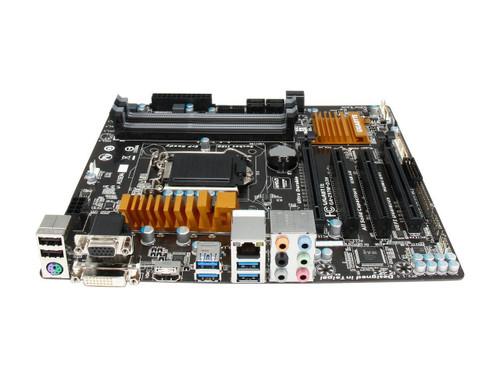 GIGABYTE GA-Z97M-D3H LGA 1150 USB 3.0 Motherboard