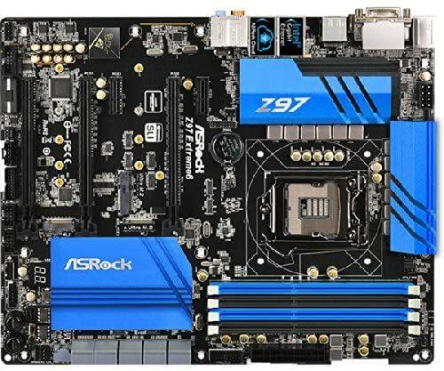 ASRock ATX DDR3 1333 LGA 1150 Motherboard