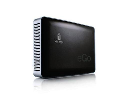 Iomega eGo 1 TB USB 2.0 Desktop External Hard Drive