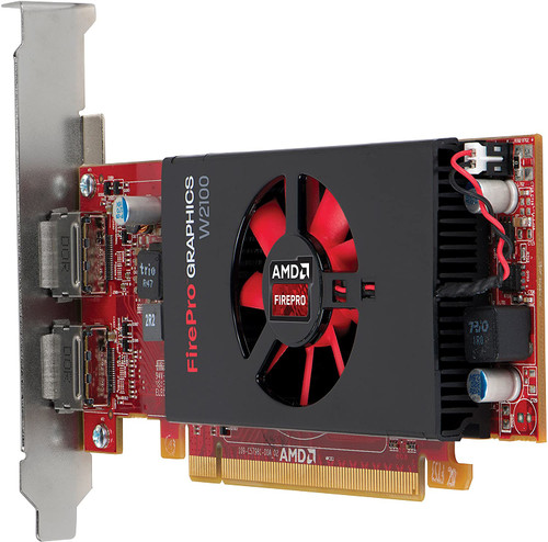 AMD FirePro W2100 2GB Graphics Card