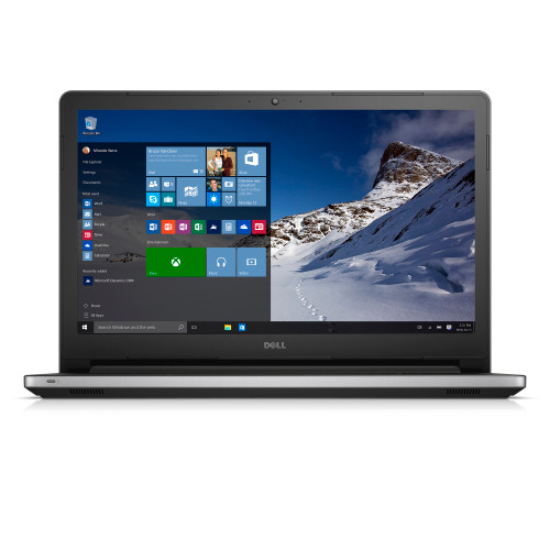 "Dell Inspiron 5555 15.6"" AMD A10 8700P 4 GB RAM Laptop"