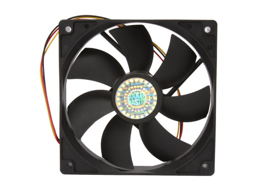 COOLER MASTER 120 SI2 Silent Case Fan (4-Pack)
