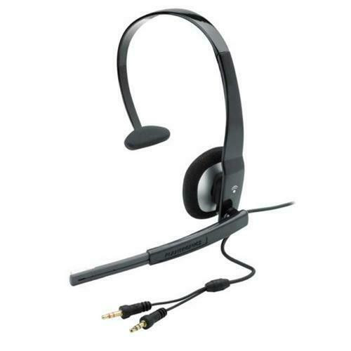 Plantronics Audio 310 3.5mm Single Ear Headset