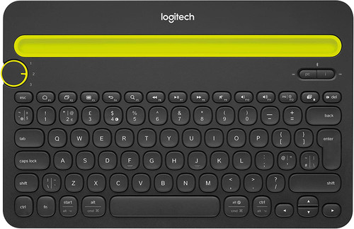 Logitech K 480 Bluetooth Multi-Device Keyboard