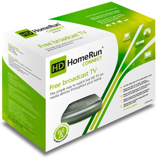 SiliconDust HDHR4-2US HDHomeRun Connect