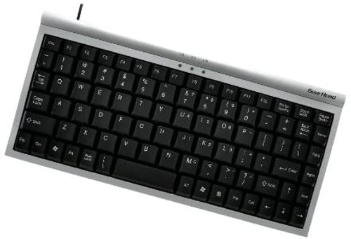 Gear Head KBI500U 89-Key Mini USB Windows Keyboard