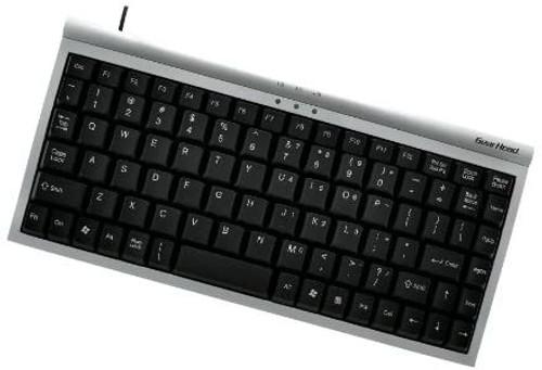 Gear Head KBI500U 89-Key Mini USB Windows Keyboard