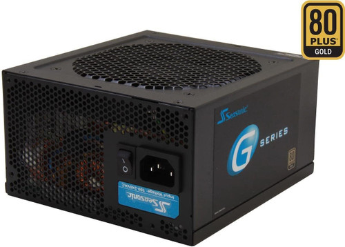 Seasonic G Series 550 SSR-550RM 550W 80+ Gold Power Supply