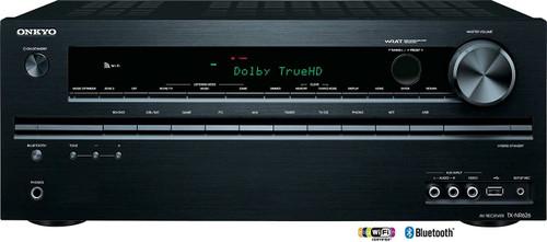 Onkyo TX-NR626 7.2-Channel Network Audio/Video Receiver