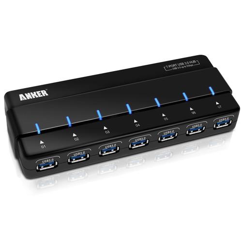 Anker 7-Port USB 3.0 Data Hub