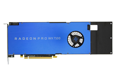 Radeon Pro WX 7100 8GB Graphics Card