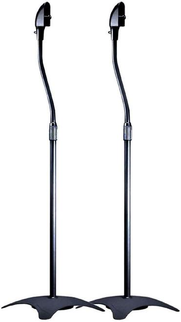 Monoprice MS-01 5 lb Capacity Speaker Stands (Pair)