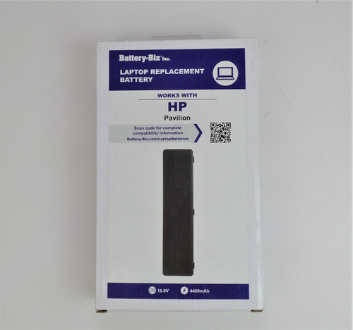 Battery-Biz Replacement Battery for HP Pavilion Laptop