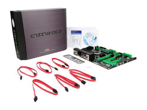 SUPERMICRO C7Z170 LGA 1151 Intel Z170 Intel Gaming Motherboard