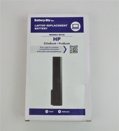 Battery-Biz Replacement Battery for HP Elitebook/ProBook