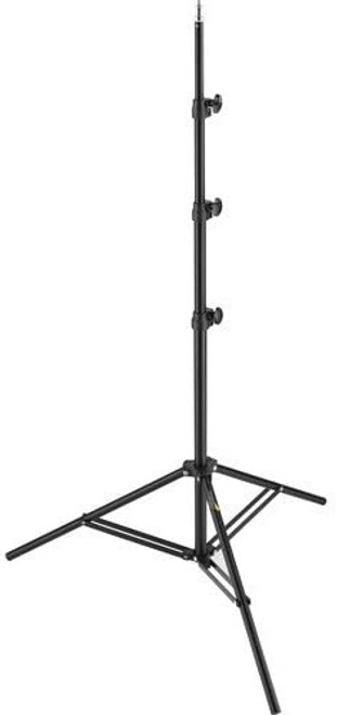 Impact Air-Cushioned Light Stand 8' Black