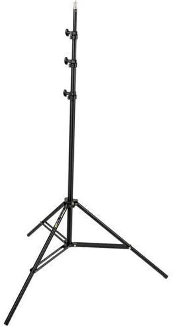 Impact Air Cushioned Light Stand Black - 10'