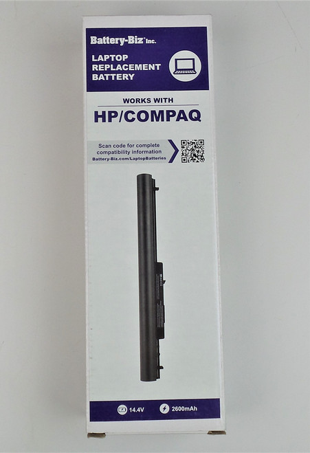Battery-Biz Replacement Battery for HP/COMPAQ