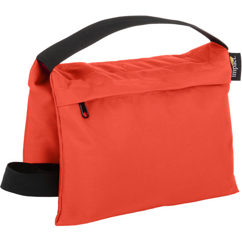 Saddle Sandbag Studio Bag 15 lb Orange (Lot of 2)