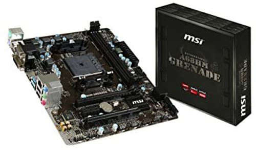 MSI AMD A68HM DDR3 SATA 6Gb/s USB 3.0 HDMI Motherboard