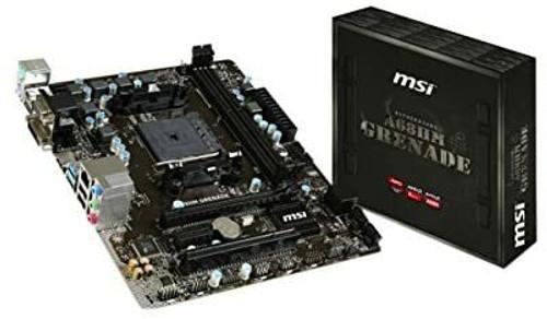 MSI AMD A68HM DDR3 SATA 6Gb/s USB 3.0 HDMI Motherboard
