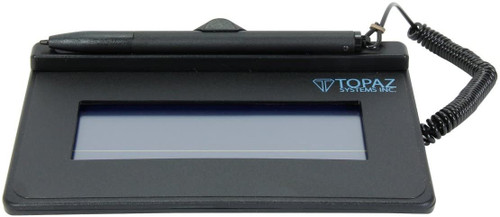 TOPAZ USB Electronic Signature Capture Reader Pad