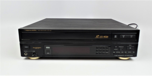Realistic MD-1000 LD/CD/CDV Multi Disc Payer