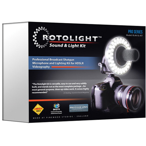 Rotolight RL48-SL-KIT Sound and Light Kit