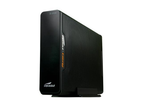 Eagle M-Series ET-CSMESU2-BK eSATA+USB2.0 External Storage