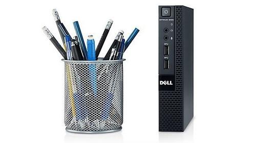 Tiny Dell Optiplex 9020 Micro Desktop Core i5 POS Computer main