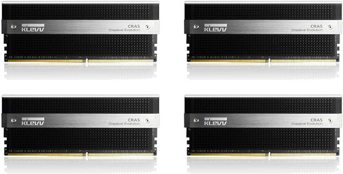 KLEVV Cras 16GB (4 x 4GB) 288-Pin DDR4 (PC4-24000) Memory