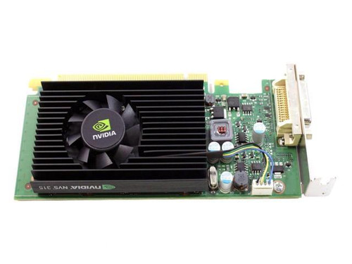 Nvidia Quadro NVS 315 Low Profile Graphics Card