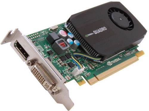 Nvidia Quadro K600 1GB DDR3 Workstation HH