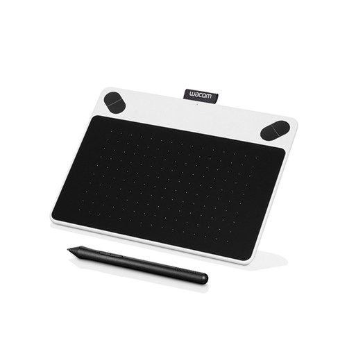 Wacom Intuos Draw CTL-490W Tablet with Smart Pen