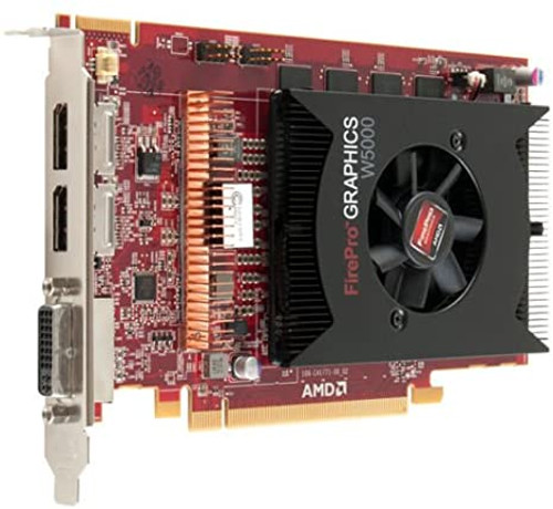 AMD FirePro W5000 2GB GDDR5 Graphics Card WJ2JT