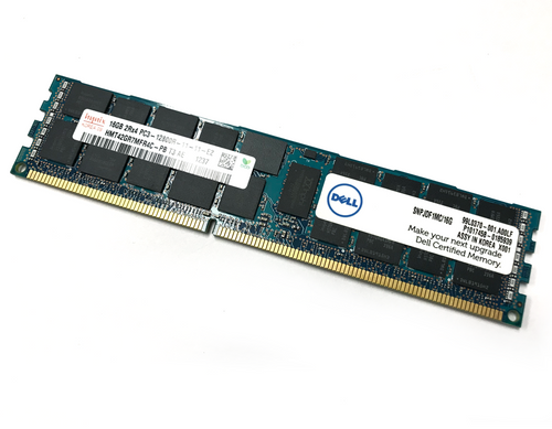 Dell SNPJDF1MC / 16 GB DDR3 PC3 12800-R Memory