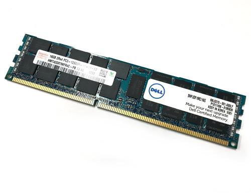 Dell SNPJDF1MC / 16 GB DDR3 PC3 12800-R Memory